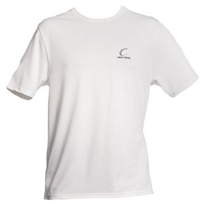 Men`s White Tennis Tee