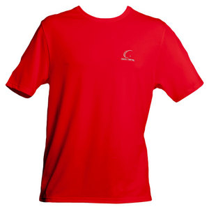 Men`s Red Tennis Tee