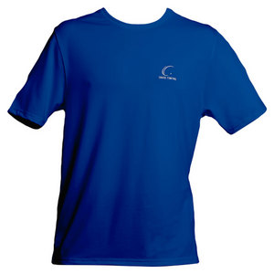 Men`s Royal Blue Tennis Tee