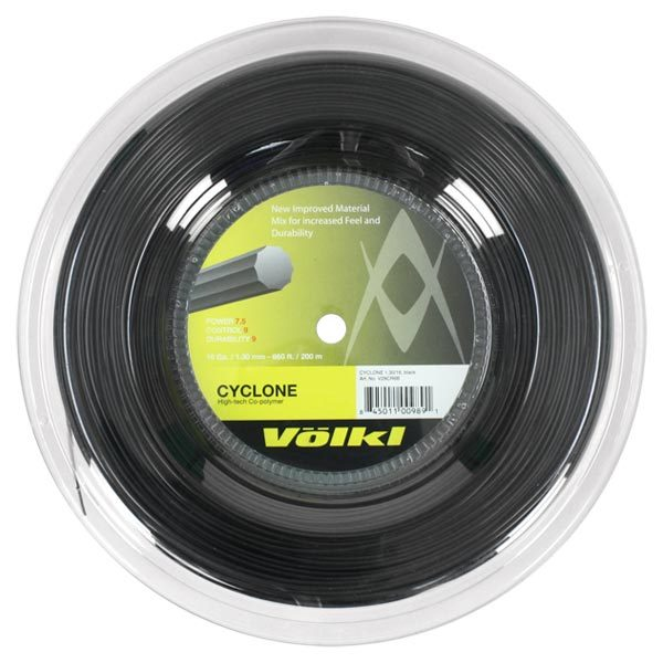 Cyclone 1.30/16g Tennis Reel