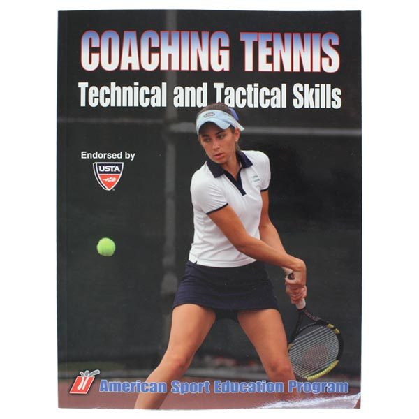 Coaching Tennis Technical And Tactical