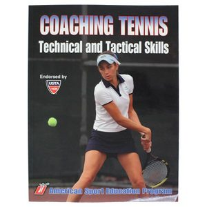 BAKER AND TAYLOR COACHING TENNIS TECHNICAL AND TACTICAL