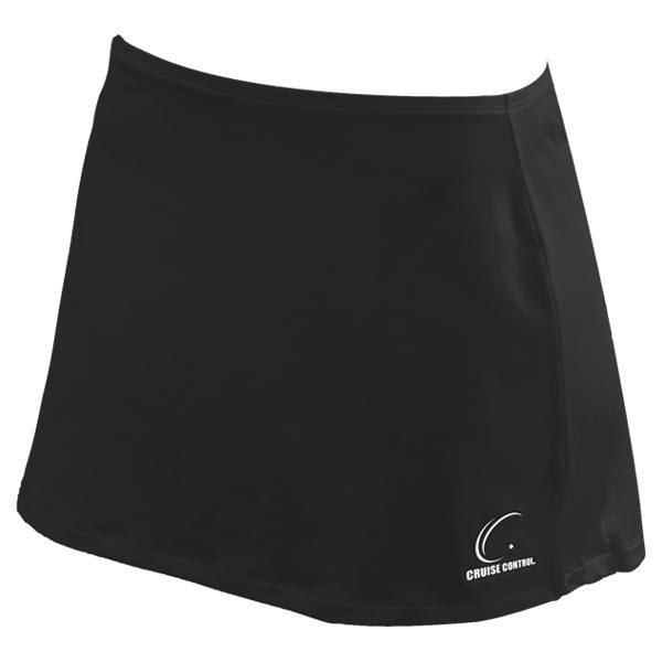 Women's Black Tennis Skirt