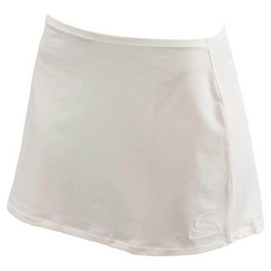 Women`s White Tennis Skirt