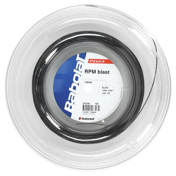 Rpm Blast 18g Tennis String Half Reel