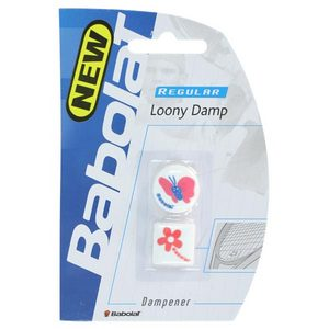 BABOLAT LOONY DAMP 2 PACK TENNIS DAMPENERS