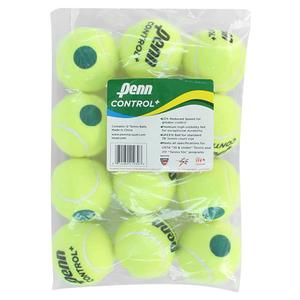 PENN CONTROL PLUS 12 BALL POLYBAG