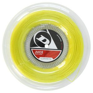 DUNLOP JUICE BIOMIMETIC 16G REEL TENNIS STRING
