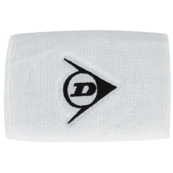 Pair White 5 Inch Tennis Wrist Bands