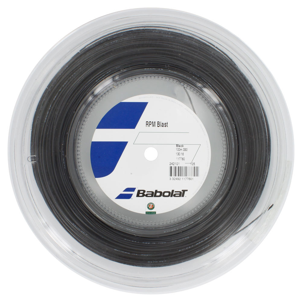 Rpm Blast 16g Tennis String Half Reel