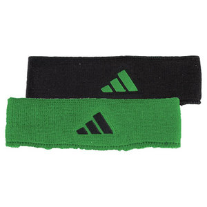adidas INTERVAL RVRSBLE TENNIS HEADBAND GR/BK