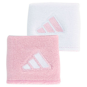 adidas INTERVAL RVRSBLE TENNIS WRISTBAND PK/WH