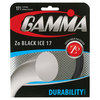 GAMMA Zo Black Ice 17G Tennis String