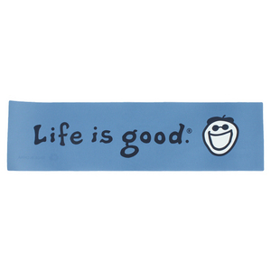 LIFE IS GOOD LIFE IS GOOD BUMPER STICKER