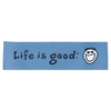 Life Is Good Bumper Sticker by LIFE IS GOOD