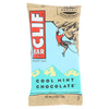 CLIF BAR AND CO Cool Mint Chocolate Energy Bar With Caffeine