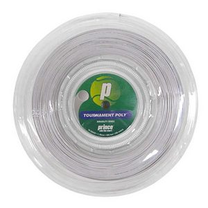 PRINCE TOURNAMENT POLY 16G REELS - WHT 660