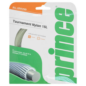 PRINCE TOURNAMENT NYLON 15L NATURAL