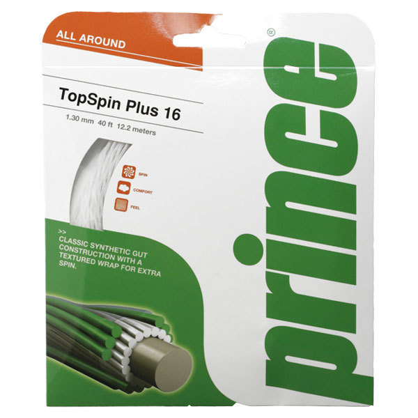 Top Spin Plus 16g White