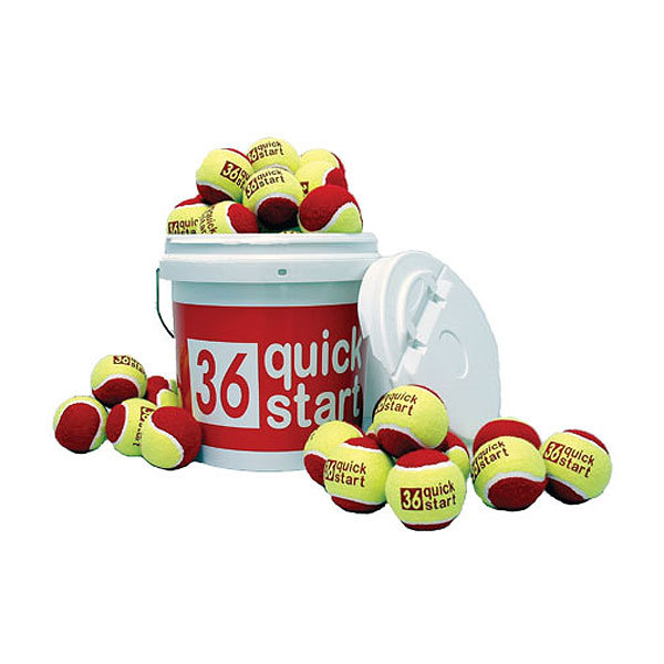 Quick Start 36 30- Ball Bucket