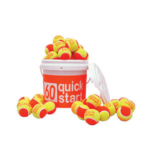 ONCOURT OFFCOURT QUICK START 60 72-BALL BUCKET BALLS