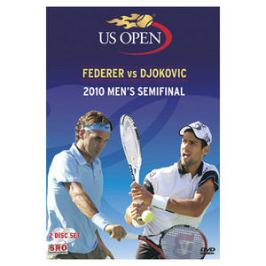 KULTUR US OPEN 2010 FEDERER VS DJOKOVIC MEN`S S