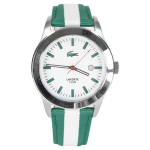 LACOSTE MENS ADVANTAGE TENNIS WATCH