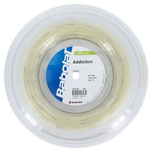 BABOLAT ADDICTION 17G TENNIS STRING REEL