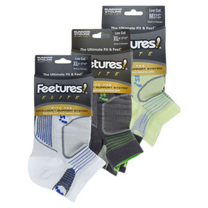 Elite Ultra Light Low Cut Socks