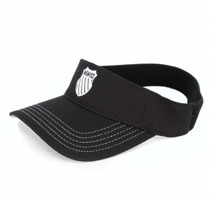 K-SWISS UNISEX STRETCH TENNIS VISOR BLACK