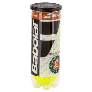 French Open All Court Roland Garros Tennis Ball Can