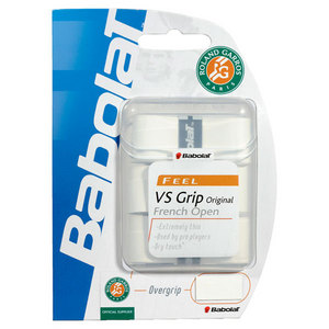 BABOLAT VS GRIP ORIGINAL FRENCH OPEN WH OVERGRIP