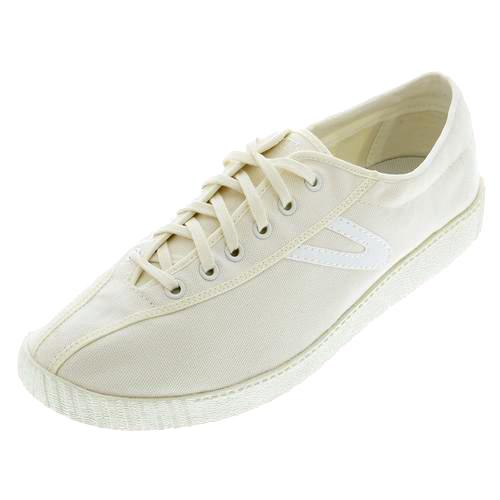 s nylite plus canvas white tennis shoes