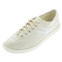 Men`s Nylite Canvas White Tennis Shoes