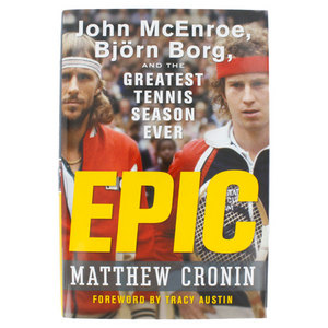 John McEnroe, Björn Borg, and the Greatest Tennis Season Ever
