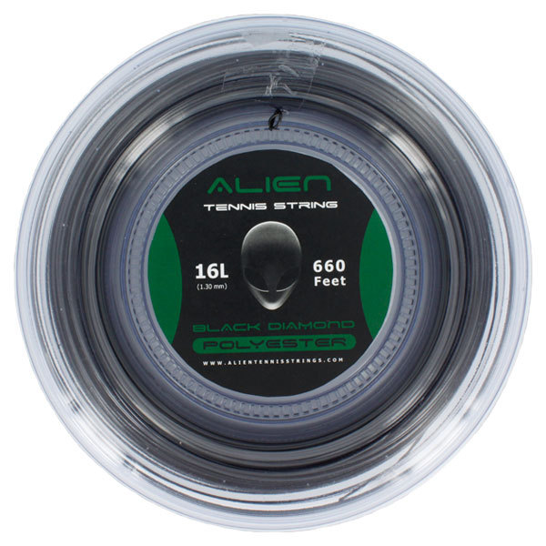 Black Diamond 16g Reel Tennis String