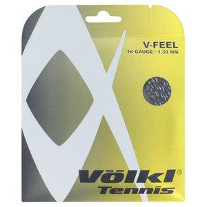 VOLKL V-FEEL BLACK SILVER SPIRAL 16G 1.30
