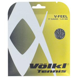 VOLKL V-FEEL BLACK SILVER SPIRAL 17G 1.25
