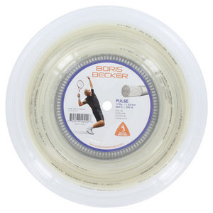 BORIS BECKER PULSE 17G REEL TENNIS STRING