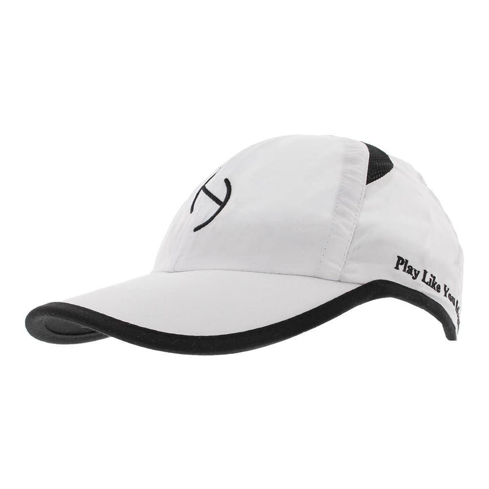 Hi Performance White Tennis Hat