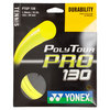 Poly Tour Pro 130 16G Yellow Tennis String by YONEX