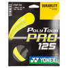 Poly Tour Pro 125 16L Yellow Tennis String by YONEX