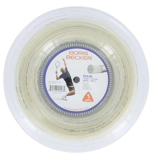 Pulse 16g Reel Tennis String