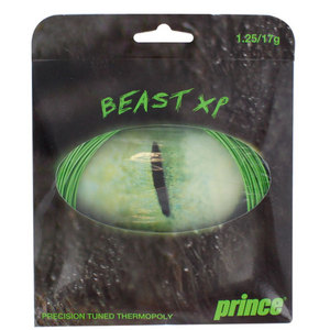 PRINCE BEAST XP 17G TENNIS STRING