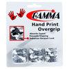 Hand Print Tennis Overgrip CAMOGREY