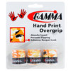 Hand Print Tennis Overgrip CAMOORANGE