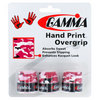 Hand Print Tennis Overgrip CAMOPINK