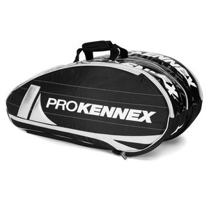 PRO KENNEX SQ PRO SERIES 9 PACK BLACK TENNIS BAG