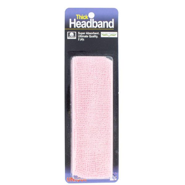 Thick Headband Pink