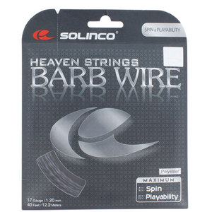 Barb Wire 17G 1.20MM Tennis String
